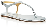 Splendid Mason T-Strap Thong Sandals