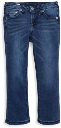 True Religion Little Boy's Geno Se Jeans