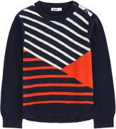 Junior Gaultier Wool blend sweater