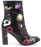 Matisse Graffiti Floral Print Boots