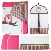 Pam Grace Creations 10pc Crib Bedding Set - Sweet Dream Owl