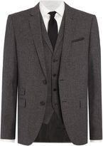Hugo Alid/wyll/hilor Textured Three-piece Suit