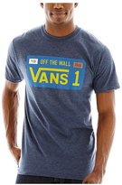 Vans Mens Golden State Graphic T-Shirt S