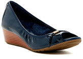 Cole Haan Tali Peep Toe Wedge