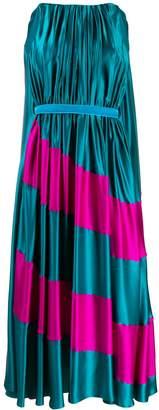 Roksanda Karema cape-back pleated dress