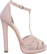 Alexander McQueen T bar sandal