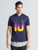 10.Deep Navy Burnout Jersey
