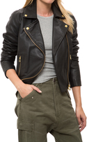 Muu Baa Muubaa Harrier Leather Jacket