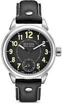 Bulova Men's Gemini Watch, 42mm