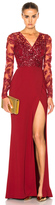 Zuhair Murad Cady Stretch Straight Dress