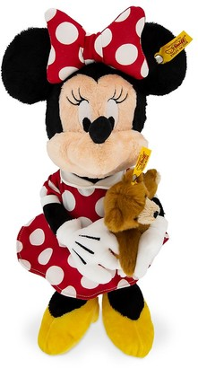 Disney Minnie Mouse with Teddy Bear Plush by Steiff 12''