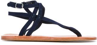 N.D.C. Made By Hand toe thong sandals