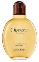 Calvin Klein Obsession for Men Gift Set - 120 ml EDT Spray + 120 ml Aftershave Splash