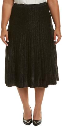 Nic+Zoe Plus A-Line Skirt
