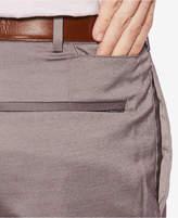 Perry Ellis Men's Portfolio Extra-Slim Fit Stretch Iridescent Tech Dress Pants