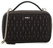 Furla Women's Medium Cometa Quilted Leather Crossbody Bag