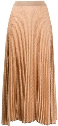 Missoni High-Waisted Pleated Skirt