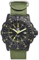 Luminox Men's 'Land - Recon Point Man' Nylon Strap Watch, 45Mm