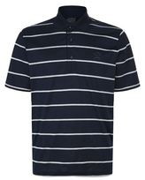 Paul & Shark Striped Mercerised Cotton Polo Shirt