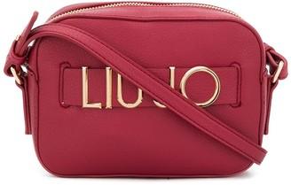 Liu Jo Logo-Lettering Shoulder Bag