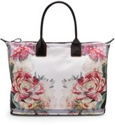 Ted Baker Nessie Painted Posie Large Tote Bag