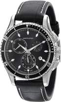 Hamilton Men's H37512731 Jazzmaster Seaview Chronograph Dial Watch