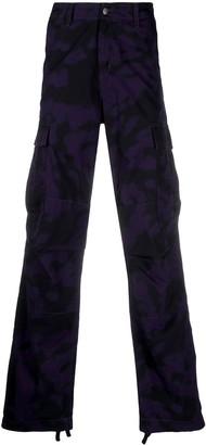 Carhartt Wip Regular Cargo cotton trousers