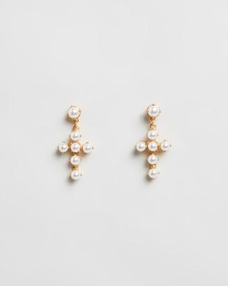 Nikki Witt Greta Earrings