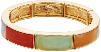 Nine West Multicolor Stretch Bracelet