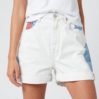 Tommy Jeans Women's Mom Shorts