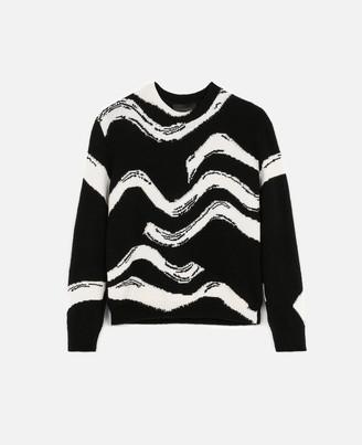 Stella McCartney Waves Chunky Knit, Men's