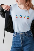Private Party Rainbow Love Tee