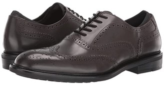 Kenneth Cole New York Class 2.0 Lace-Up B (Grey) Men's Shoes