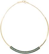 Isabel Marant Gold-Tone Beaded Necklace