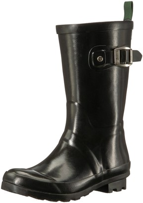 Kamik Unisex-Kid's Rainsplash Rain Boot