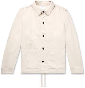 SAVE KHAKI UNITED Cotton-Twill Jacket