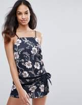 New Look Floral Pyjama Cami Top