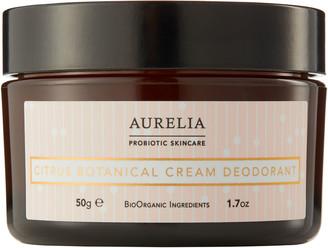 Aurelia Probiotic Skincare Aurelia Citrus Botanical Cream Deodorant 50G