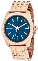 Diesel Kray Kray DZ5509 Women's Rose Goldtone Stainless Steel Watch
