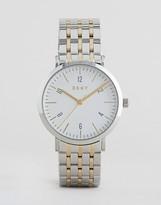 DKNY Minetta Silver Bracelet Watch