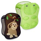 Starting Small Frog Hamper and Toy Chest