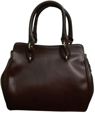 Coccinelle Brown Leather Handbags
