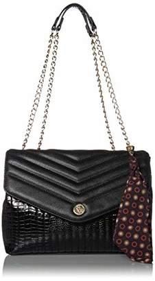 Anne Klein Chain Flap Shoulder Bag
