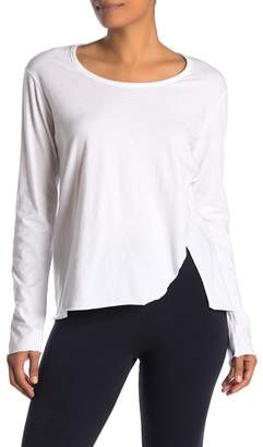 Frank And Eileen Lab Long Sleeve Front Vent Relaxed T-Shirt