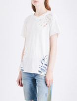 NSF Moore cotton-jersey T-shirt
