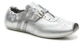 Hogan Final Sale Metallic Reptile Leather Slip-On Sneaker