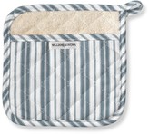 Williams-Sonoma Williams Sonoma Stripe Potholder, French Blue