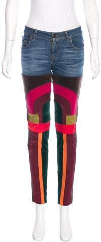 Tom Ford 2015 Patchwork Jeans