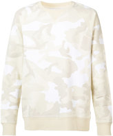 Wesc Marvin Camo sweatshirt - men - Cotton - M