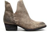 Coolway Dark Brown Genius Suede Ankle Boot